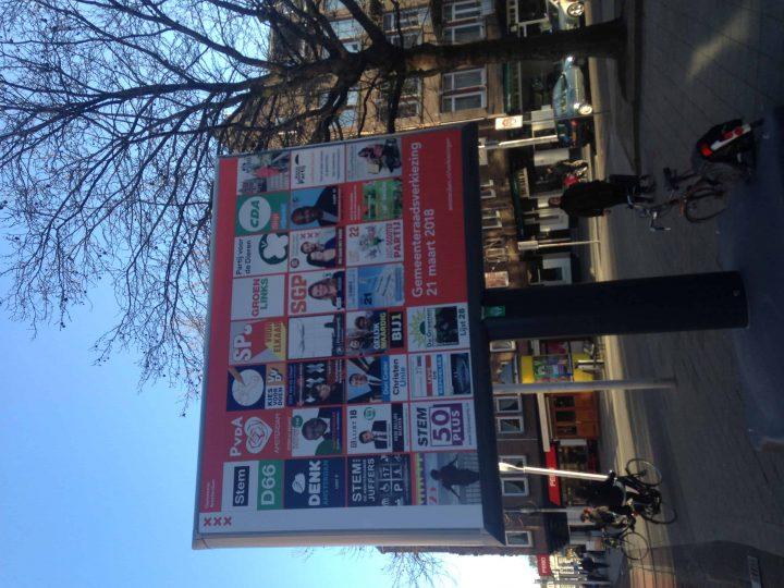De verkiezingen zijn achter de rug. En nu VvE Beheer Amsterdam?
